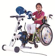 MOTOmed gracile12 детский механотерапевтический тренажёр