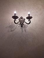 Декоративная штукатурка Леонардо, мокрый шелк и т.д. Нанесение