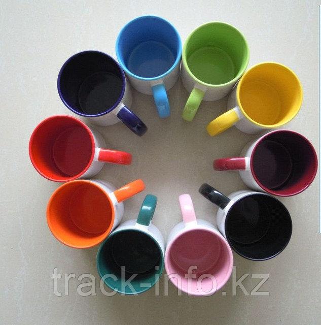 Кружки для фото (сублимационные) цветные