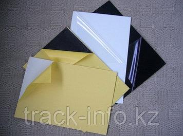 Пластиковый лист PVC для сборки фотокниг 1мм
