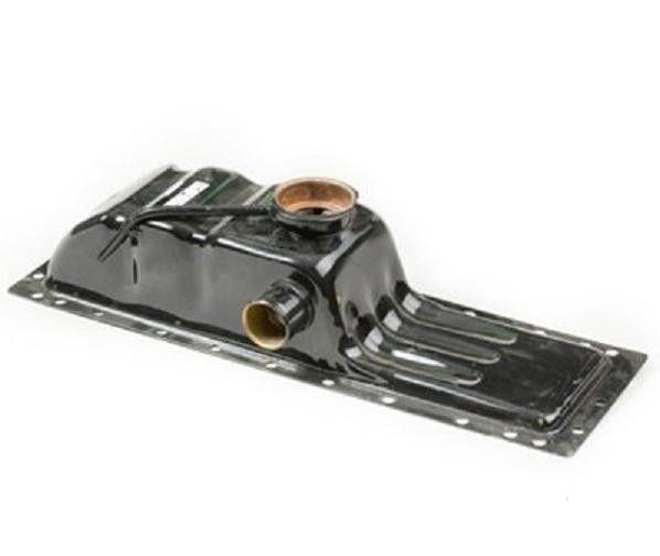 Бак радиатора МТЗ верхний пласт. (90П-1301055)