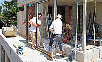 Установка алюминиевых окон в Астане
