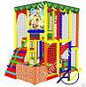 Детский игровой лабиринт. Джунгли-1