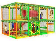 Детский игровой лабиринт. Джунгли-3