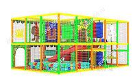 Детский игровой лабиринт. Кристалл