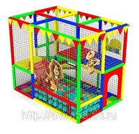 Детский игровой лабиринт. Мини