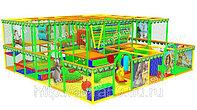 Детский игровой лабиринт. Мир Джунглей