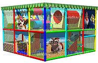Детский игровой лабиринт. Рио