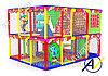 Детский игровой лабиринт. Цирк-2