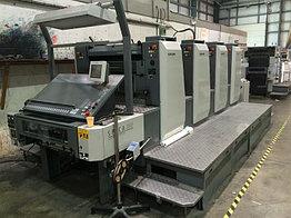 Komori Spica 429p бу 2005 г. - 4-х красочная офсетная печатная машина