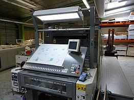 Komori Spica 429P бу 2008 г. - четырехкрасочная офсетная печатная машина