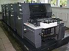 5-краска Heidelberg GTO 52-5, бу 2001 год, фото 2