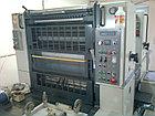 2-красочная печатная машина с переворотом Shinohara 66IIP, бу 1994, фото 3