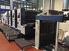 KBA Rapida 104-4 - офсетная 4-х красочная печатная машина 104x72 (B1), бу - 1992 г., фото 2