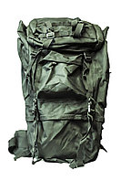 Рюкзак походный брезентовый, мягкий_3, фото 1