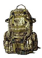 Рюкзак походный брезентовый, мягкий_4, фото 1