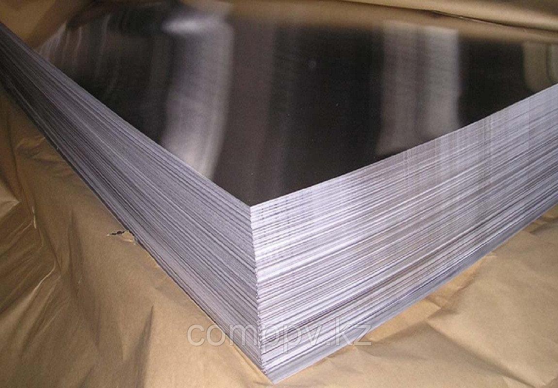 Сталь листовая 40 мм., ст. 09Г2С