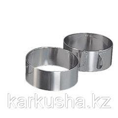 Раздвижное кольцо для выпечки