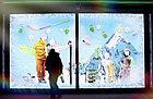 Видео витрина пленка обратной проекции в Алматы, фото 5
