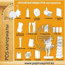 POS-материалы - инструмент стимулирующий продажи.