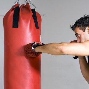 боксерские груши и снаряды