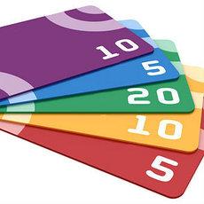 Скидочные карты и купоны