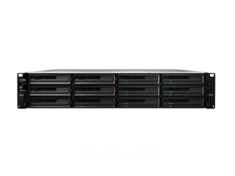 NAS-сервер Synology RS3614RPxs «All-in-1»