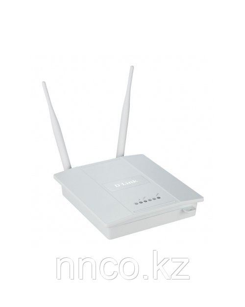 D-Link DAP-2360 Беспроводная точка доступа AirPremier 802.11b/g/n до 300Мбит с поддержкой PoE