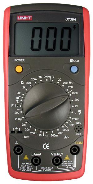 Мультиметр  UNI-T UT39A