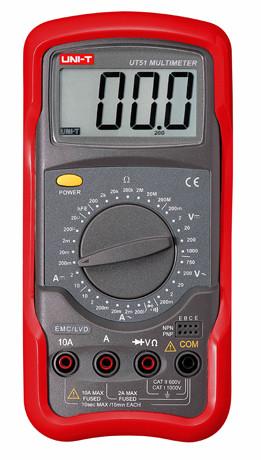 Мультиметр  UNI-T UT51