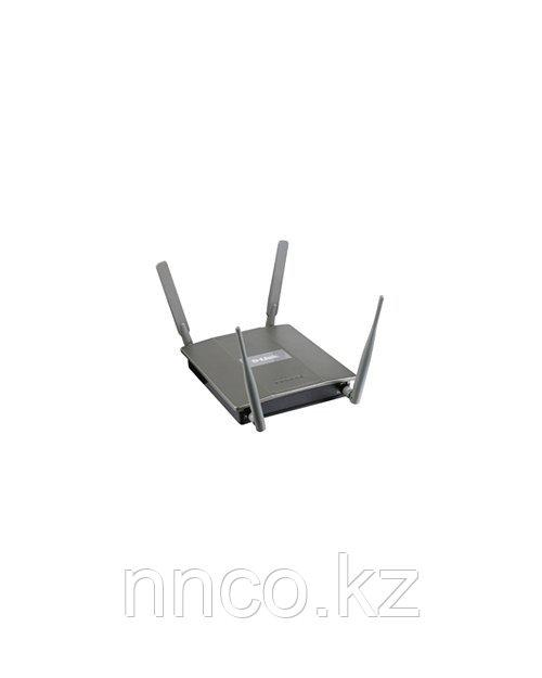 D-Link DAP-2690/B1A Беспроводная точка доступа 802.11n/а с поддержкой PoE