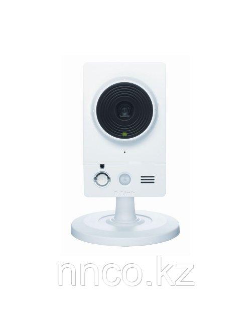 D-Link DCS-2210 Сетевая двухмегапиксельная IP-видеокамера «Cube» с поддержкой Full HD и H.264