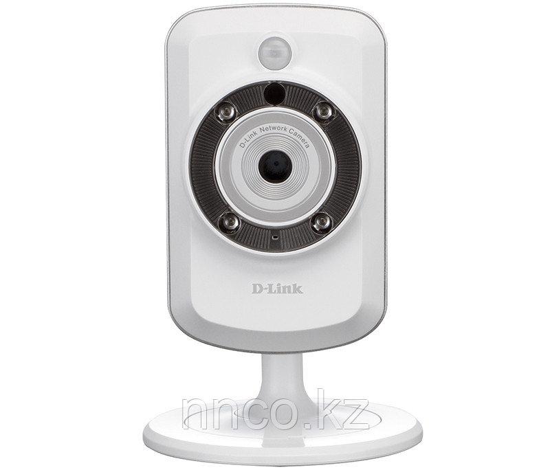 D-Link DCS-942L/A4B Беспроводная 802.11N сетевая камера с ИК-подсветкой