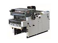 Печатная машина GRONHI YK 9600 б/у 2013г.