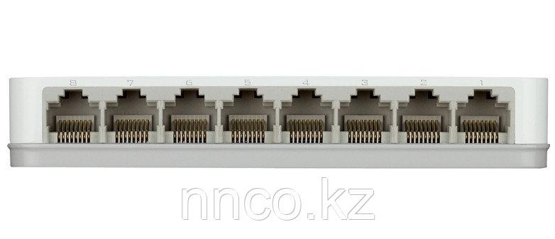 Неуправляемый коммутатор D-Link DGS-1008A/C1B