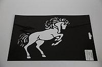 Трафарет Лошадь1, для декупажа, (размер 21*30см.)