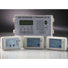 Система автоматического контроля загазованности САКЗ-МК®-3С