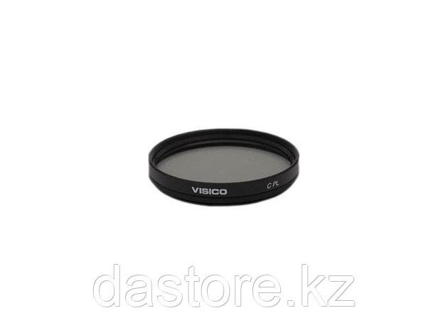 VISICO CPL 82 mm Поляризационный фильтр для объектива диаметром 82 mm., фото 2
