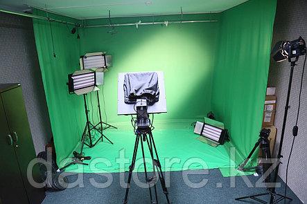 DaStore Products Аренда съёмочного павильона на основе хромакея (зеленой ткани), фото 2