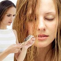 Выпадение Волос у женщин при андрогенной алопеции (АА)