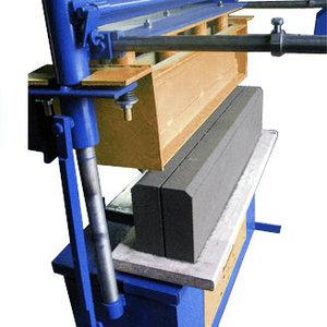 оборудование для производства изделий из бетона, глины