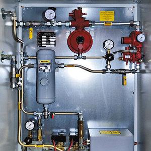 установки испарительные для сжиженного газа