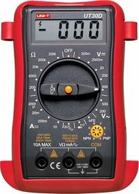 Мультиметр  UNI-T UT30D