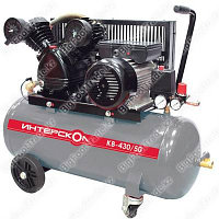 Компрессор 50л, 2.2 кВт, 330 л/мин