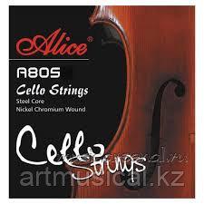 Струны для виолончели Alice A805