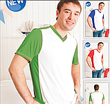 Футболка для сублимации мужская модельная, фото 6