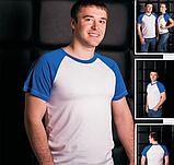 Футболка для сублимации мужская модельная, фото 7