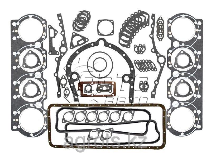 Комплект прокладок для ремонта двигателя А-01 полный+РТИ