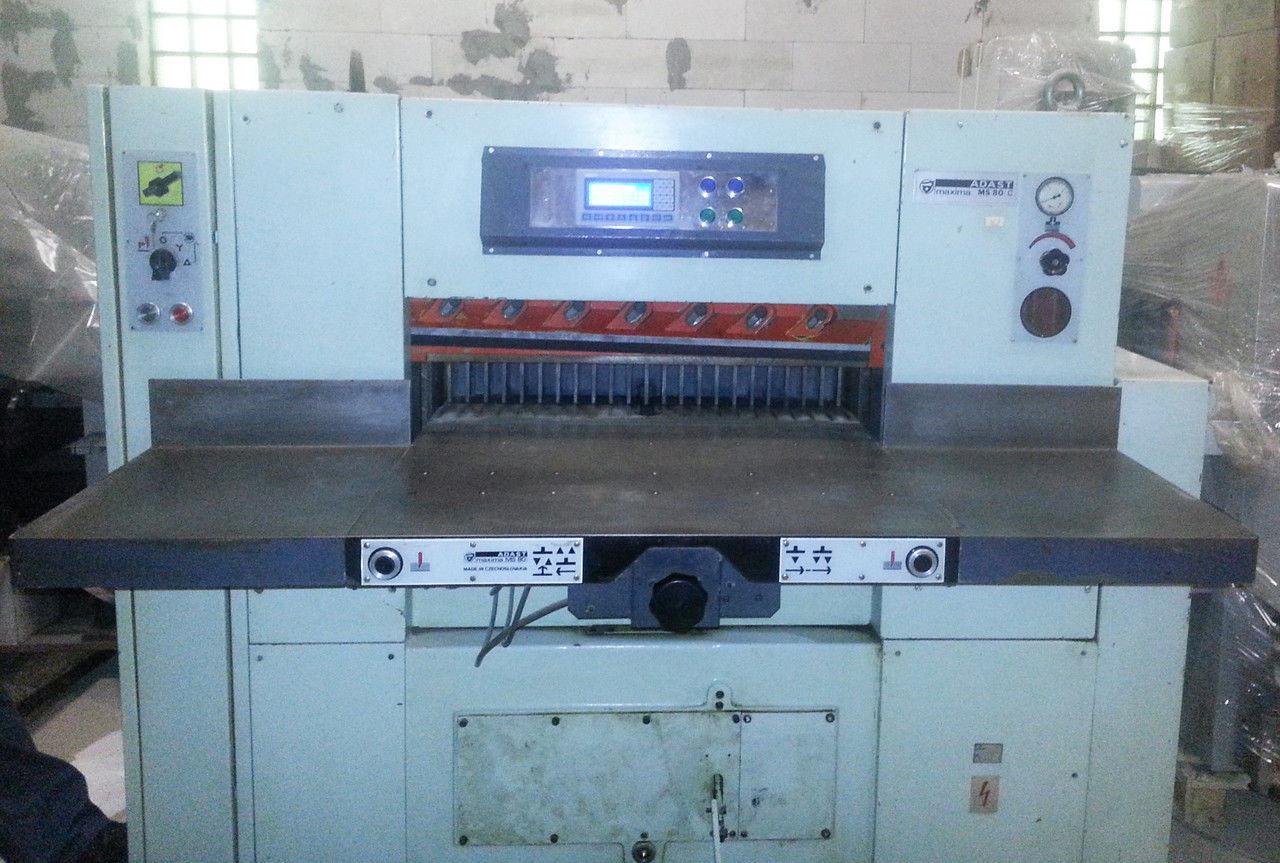 Бумагорезальная машина ADAST MAXIMA MS-80 БУ 1993 год