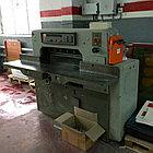 Бумагорезательная машина POLAR 76EM, б/у 1987г, фото 2